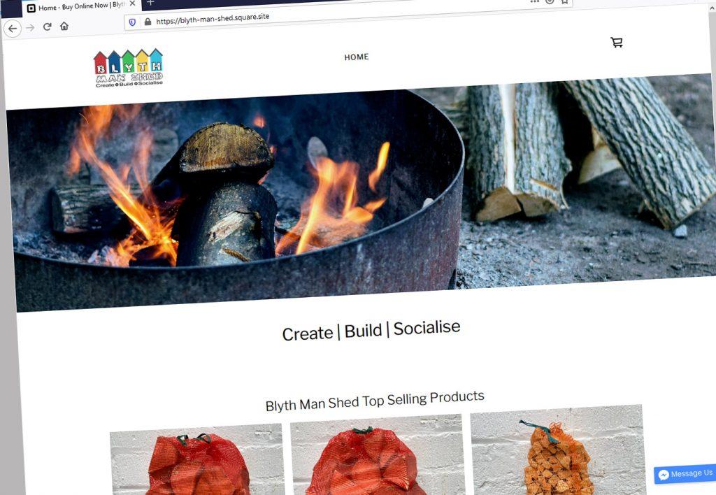 Blyth Man Shed online shop